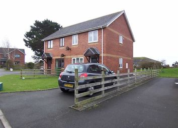 Thumbnail 2 bed semi-detached house to rent in Coed Y Buarth, Aberystwyth