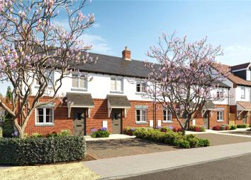 Thumbnail 2 bedroom terraced house for sale in The Barton, The Paddocks, Bourne End, Hertfordshire