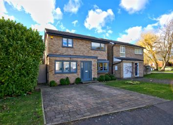 Thumbnail 4 bedroom detached house for sale in Glenmere Close, Cambridge