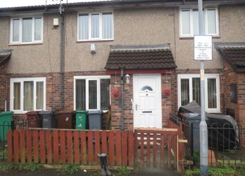 Thumbnail 2 bed terraced house to rent in Eastpark Close, Manchester