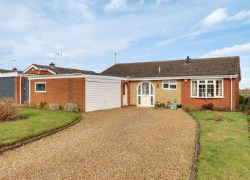 Thumbnail 3 bed detached bungalow for sale in Finch Close, Uppingham, Oakham