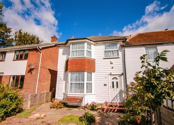 Thumbnail 3 bed semi-detached house for sale in The Ridge, Hastings, East Sussex