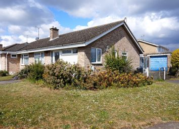 Thumbnail 2 bed semi-detached bungalow for sale in Albertine Close, Stanway, Colchester