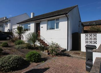 Thumbnail 2 bed detached bungalow for sale in Dixon Close, Paignton