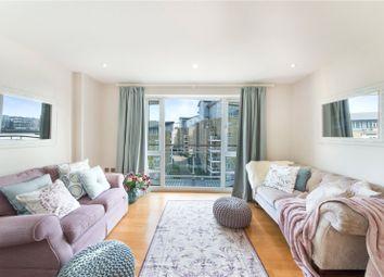 St. Davids Square, Canary Wharf, London E14. 2 bed flat
