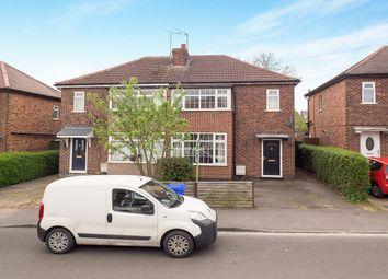 Thumbnail 3 bed semi-detached house for sale in Nursery Avenue, Sandiacre, Nottingham