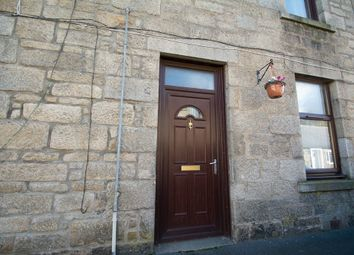 Thumbnail 2 bedroom terraced house for sale in George Street, Huntly, Aberdeenshire