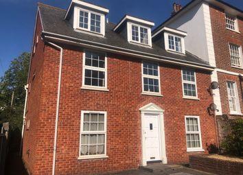 Thumbnail 2 bed maisonette for sale in Topsham Road, Exeter