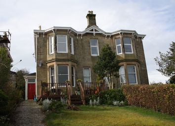 Thumbnail 2 bed flat for sale in Fearnoch, High Craigmore, Rothesay, Isle Of Bute