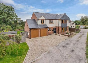 Thumbnail 5 bed detached house for sale in Maesbury Marsh, Oswestry
