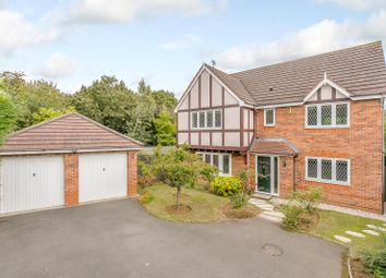 Thumbnail 4 bed detached house for sale in Brunel Drive, Upton, Northampton