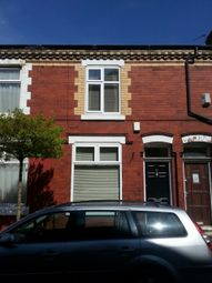 Thumbnail 3 bed terraced house to rent in Lynton Street, Manchester