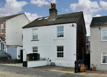 Thumbnail 2 bed semi-detached house for sale in Ranelagh Road, Redhill