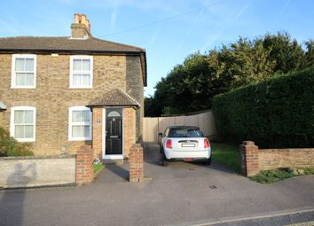 Thumbnail 1 bed semi-detached house to rent in Wises Lane, Sittingbourne, Kent