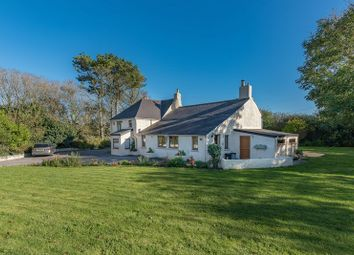 Thumbnail 4 bed cottage for sale in Mile Hill, Porthtowan, Truro