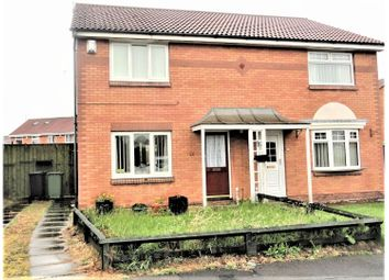 Thumbnail 3 bed semi-detached house for sale in Wasdale Close, Hartlepool