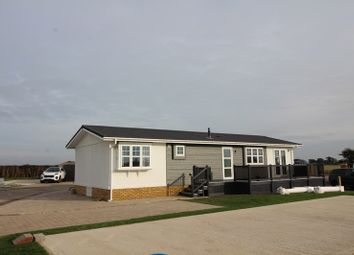 Thumbnail 2 bed mobile/park home for sale in New Lane, Milford On Sea, Lymington