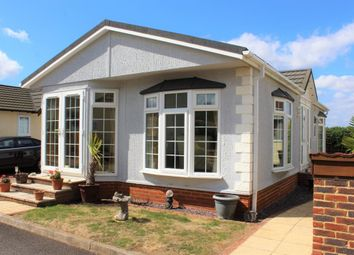 Thumbnail 2 bed mobile/park home for sale in The Oaks, Surrey Hills Park, Guildford