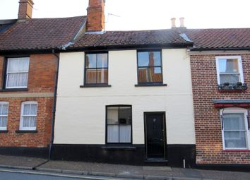 Thumbnail Terraced house for sale in Damgate Street, Wymondham
