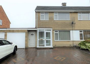 Thumbnail 3 bedroom semi-detached house for sale in Thames Avenue, Greenmeadow, Swindon