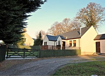 Thumbnail 3 bedroom detached bungalow for sale in Balnaferry House, Forres