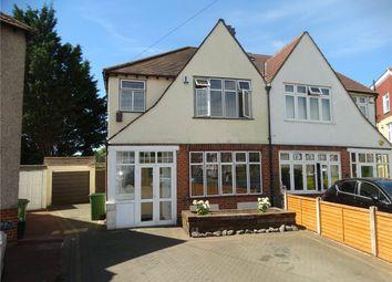 Thumbnail 3 bed semi-detached house for sale in Dunbar Avenue, Beckenham, Kent