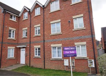 Thumbnail 2 bedroom flat for sale in Primrose Walk, Northampton