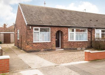 Thumbnail 2 bedroom semi-detached bungalow for sale in Almsford Road, York