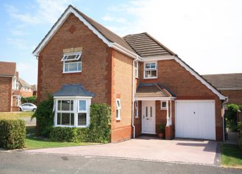 Thumbnail 4 bedroom detached house to rent in Farne Way, Royal Wootton Bassett, Wiltshire