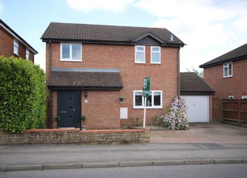 Thumbnail 3 bed detached house for sale in Ilkley Way, Thatcham