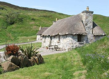 Thumbnail 1 bed cottage for sale in Elgol, Isle Of Skye