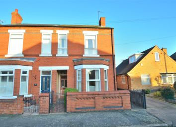 Thumbnail 2 bed semi-detached house for sale in Curzon Street, Long Eaton, Nottingham