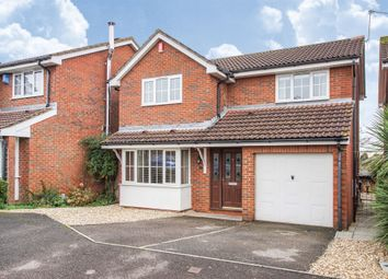 Thumbnail 4 bed detached house for sale in Field Farm Close, Stoke Gifford, Bristol