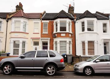 Thumbnail 3 bed flat for sale in Balmoral Road, London