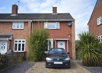 Thumbnail 2 bedroom end terrace house for sale in Purland Road, Heartsease, Norwich