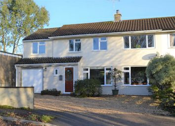 Thumbnail 4 bed semi-detached house for sale in Park Hayes, Leigh Upon Mendip, Radstock