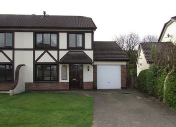 Thumbnail 3 bed semi-detached house to rent in 6 Orry'S Close, Governors Hill, Douglas