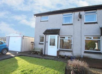 Thumbnail 1 bedroom end terrace house for sale in Tirry Avenue, Renfrew, Renfrewshire