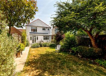 Thumbnail 3 bed detached house for sale in Whyke Road, Chichester, West Sussex