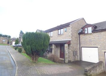 Thumbnail 4 bed terraced house for sale in Marsden Court, Burnley, Lancashire