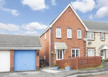Thumbnail 3 bed end terrace house for sale in Longtown Grove, St. Brides Wentlooge, Newport