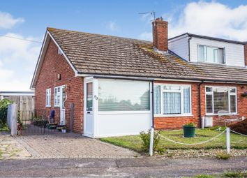 Thumbnail 2 bed semi-detached bungalow for sale in Blacklands Road, Benson, Wallingford