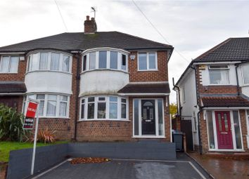 Thumbnail 3 bed semi-detached house for sale in Woolacombe Lodge Road, Selly Oak, Birmingham