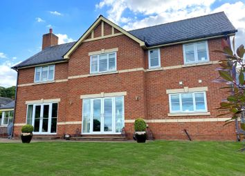 Thumbnail 5 bed detached house for sale in Wychwood Close, Marford