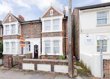 Thumbnail 3 bed end terrace house for sale in Tarring Road, Broadwater, Worthing