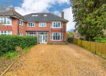 Thumbnail 5 bed semi-detached house for sale in London Road, Kettering