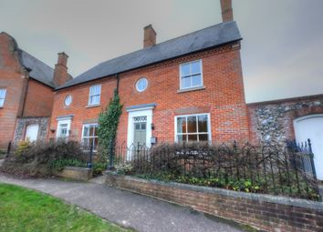 3 bed semi-detached house for sale in Highland Crescent, Trowse, Norwich NR14