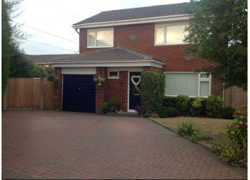 Thumbnail 4 bed detached house for sale in Beech View Road, Kingsley