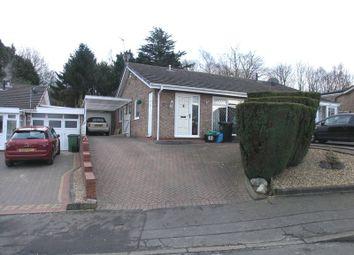 Thumbnail 2 bed semi-detached bungalow for sale in Stourbridge, Pedmore Hill, Seymour Road