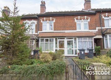 Thumbnail 2 bed terraced house for sale in Stockwell Road, Handsworth, Birmingham
